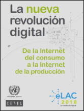 """Castillo, M. and Cimoli, M. (Ed.) 2015. """"The New Digital Revolution: from the Consumer Internet to the Industrial Internet."""" Santiago de Chile: ECLAC. July. (Link)."""