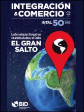 Las tecnologías disruptivas en América Latina y el Caribe : el gran salto. (2015). Integración y Comercio, 39.