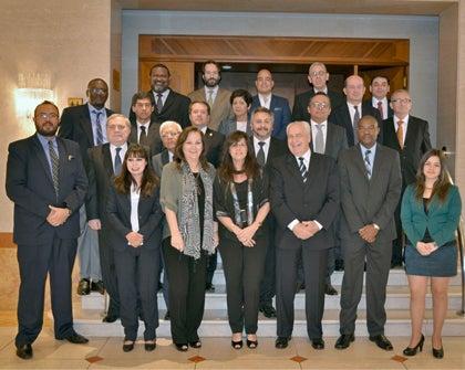 Ministros acuerdan avanzar en la integración física regional