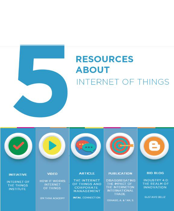 5 Resources about Internet of Things
