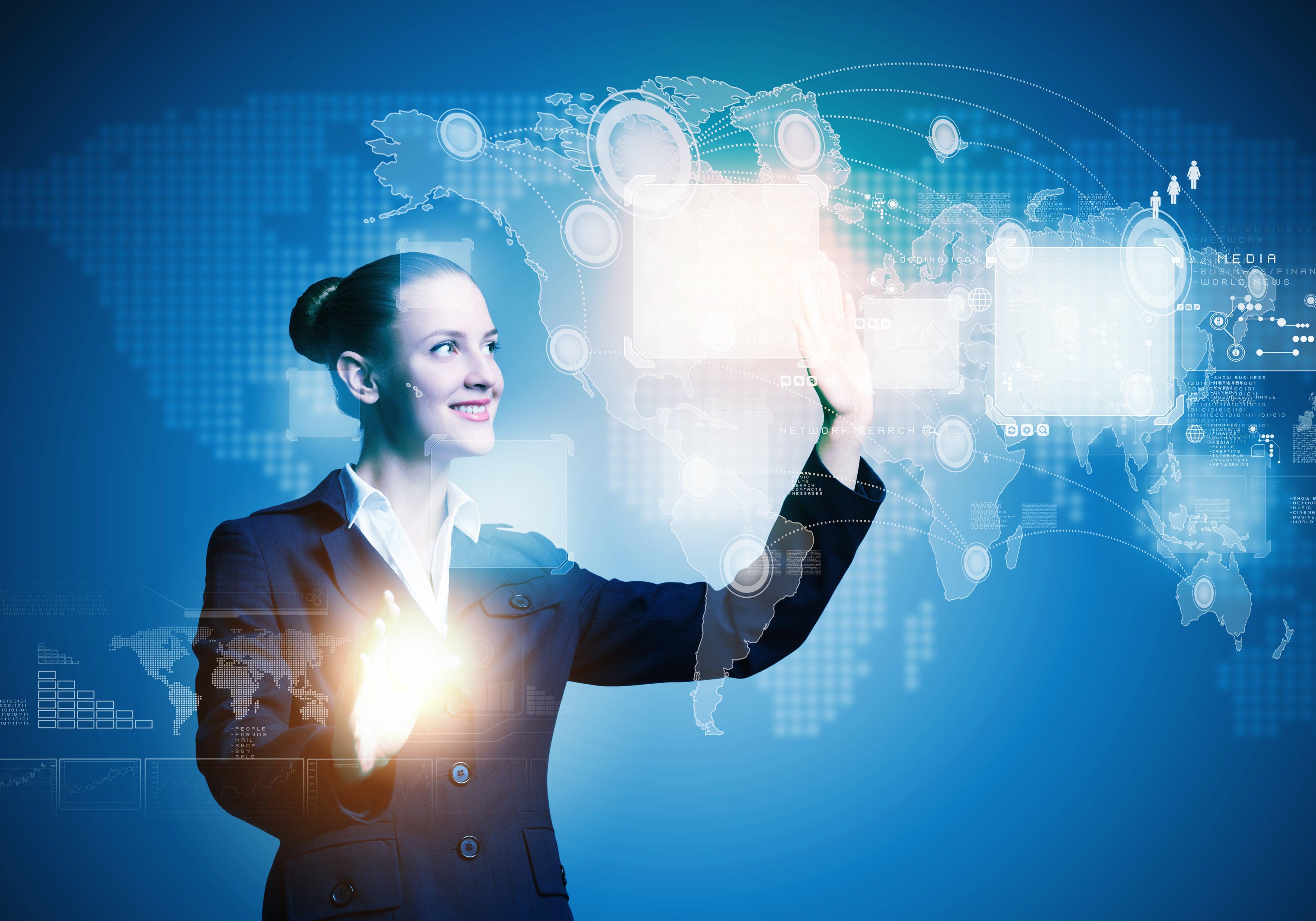 Las mujeres lideran la revolución de las redes sociales