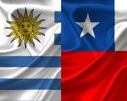 Uruguay y Chile firmaron un Tratado de Libre Comercio