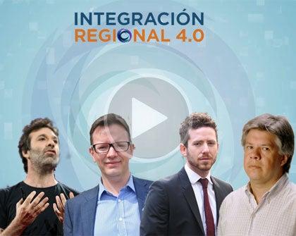 Integración Regional 4.0 en palabras de los expertos