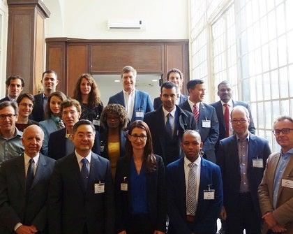 Conferencia internacional: el rol de las instituciones en el desarrollo