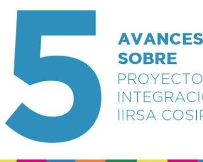 5 avances sobre proyectos de Integración
