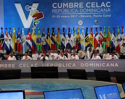 Tuvo lugar la V Cumbre de Jefes de Estado de la CELAC
