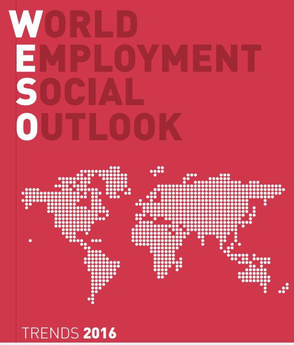 World employment and social outlook: trends 2017
