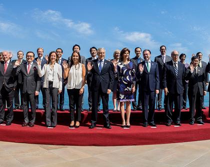 Diálogo de Alto Nivel reunió a países de Asia y de la Alianza del Pacífico