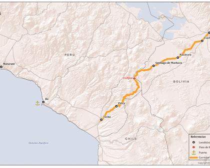Tacna-La Paz: camino al desarrollo