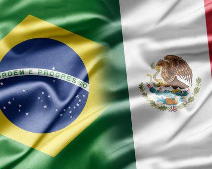 Prosiguen negociaciones México-Brasil para profundizar integración