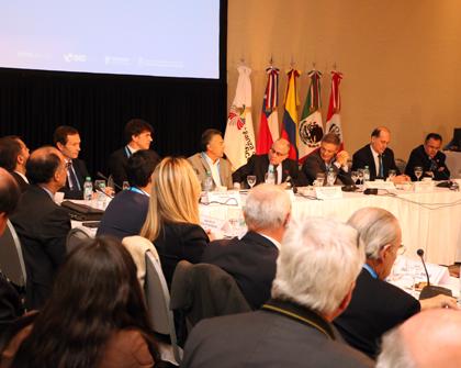 Diálogo de alto nivel MERCOSUR-Alianza del Pacífico