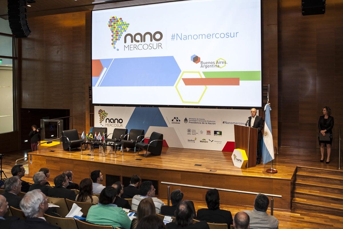 Nanotechnology and Mercosur