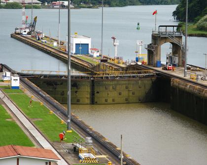 Canal de Panamá ingresa en Ruta de la Seda