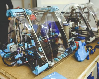 Impresión 3D y comercio