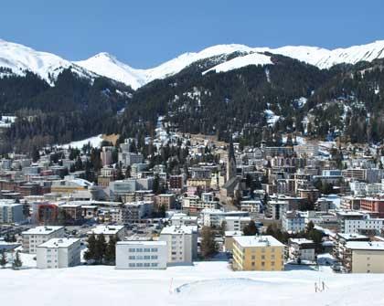 El Foro Económico Mundial en Davos busca la integración mundial en tiempos de incertidumbre
