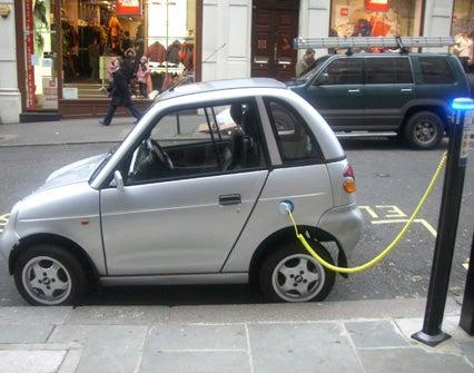 Autos eléctricos y el futuro de la energía en las ciudades