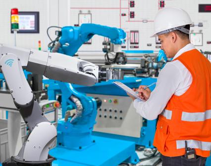 Al servicio de los robots
