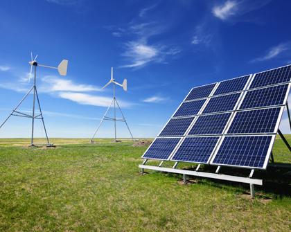 Feria de energía solar en Brasil