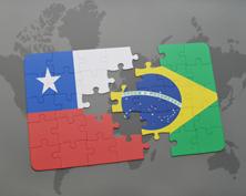 Brasil y Chile buscan ampliar sus relaciones comerciales