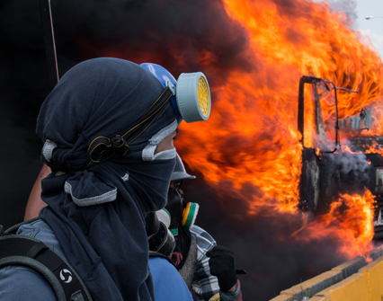 Acciones conjuntas para la gestión del riesgo de desastres