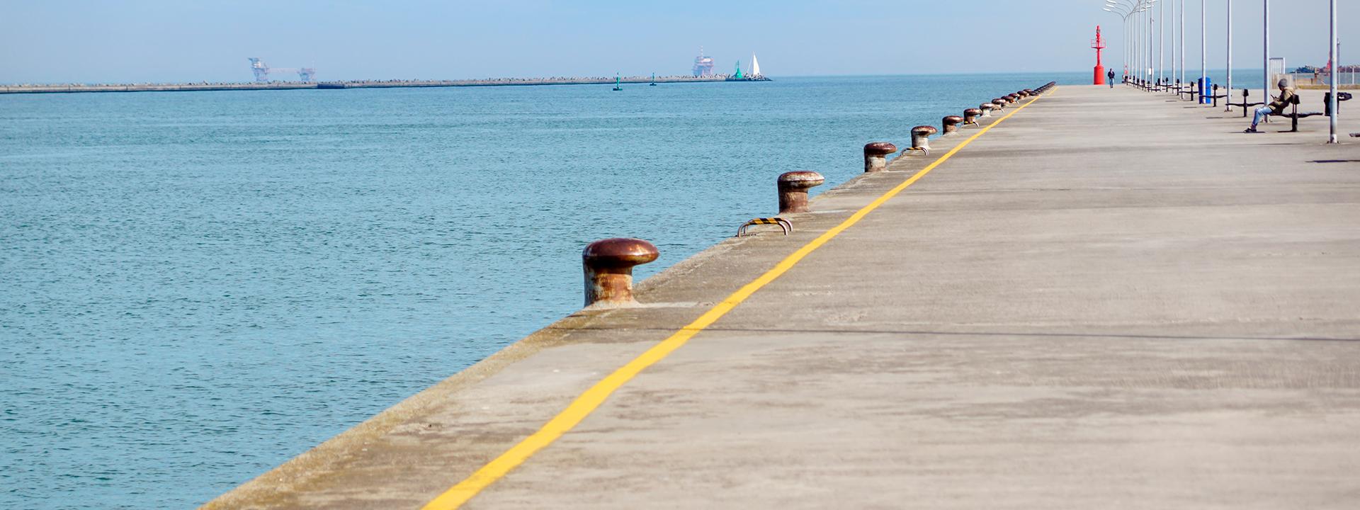 Se desploma el número de buques partiendo desde puertos de ALC