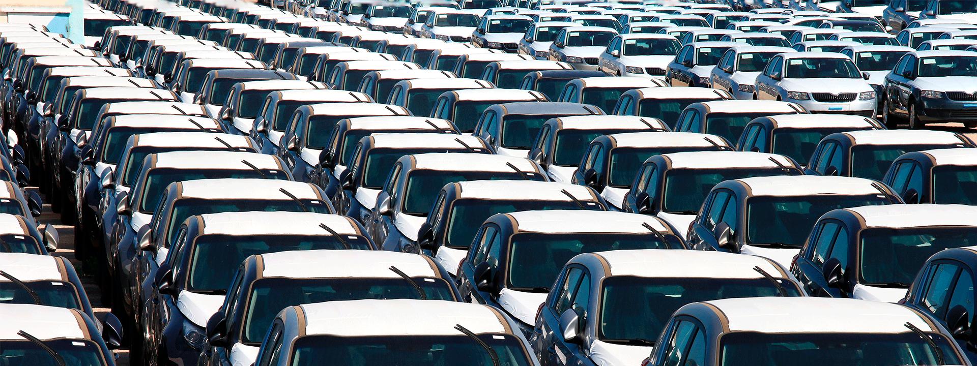 El sector automotor se recupera pero sigue en terreno negativo